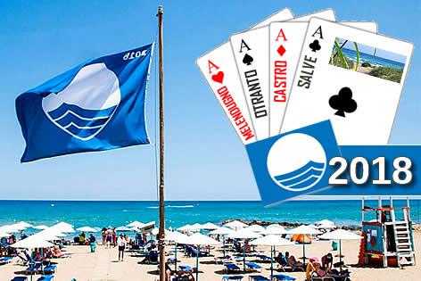Bandiere Blu - Puglia e Salento 2018