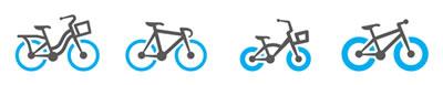 noleggio bici salento