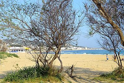 Spiaggia di Posto Vecchio (Pescoluse) - marina di Salve