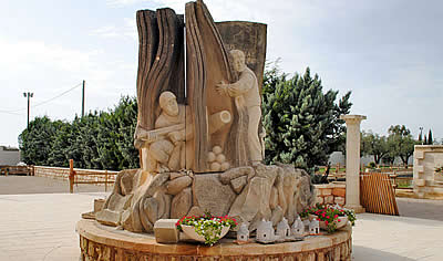 Monumento - Don Tonino Bello